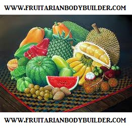fruitarian recipes