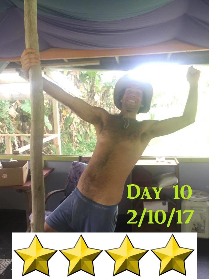fruitarian bodybuilding challenge 10