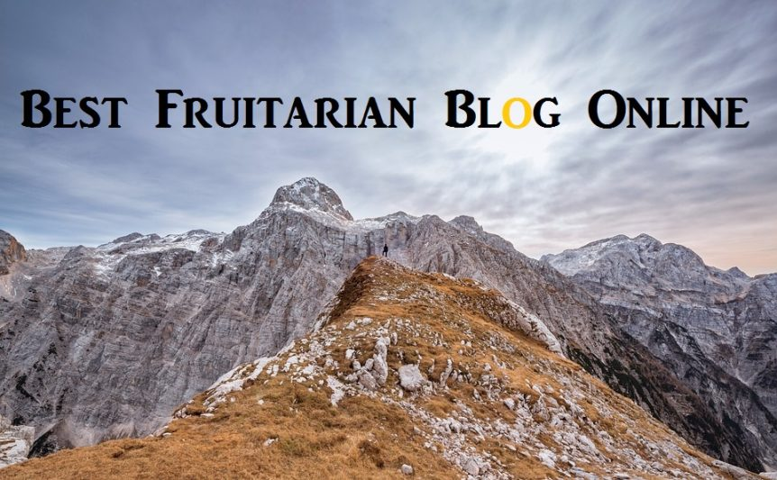 Fruitarian Blog Best Top
