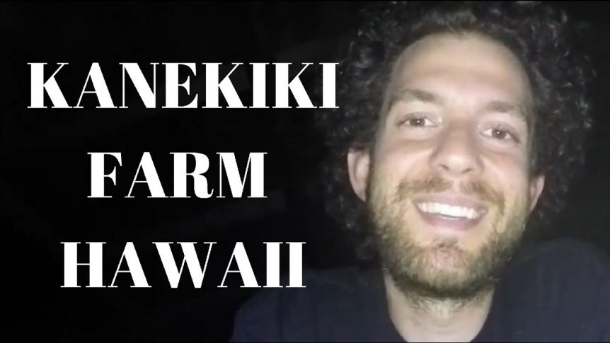Kanekiki Farm in Hawaii