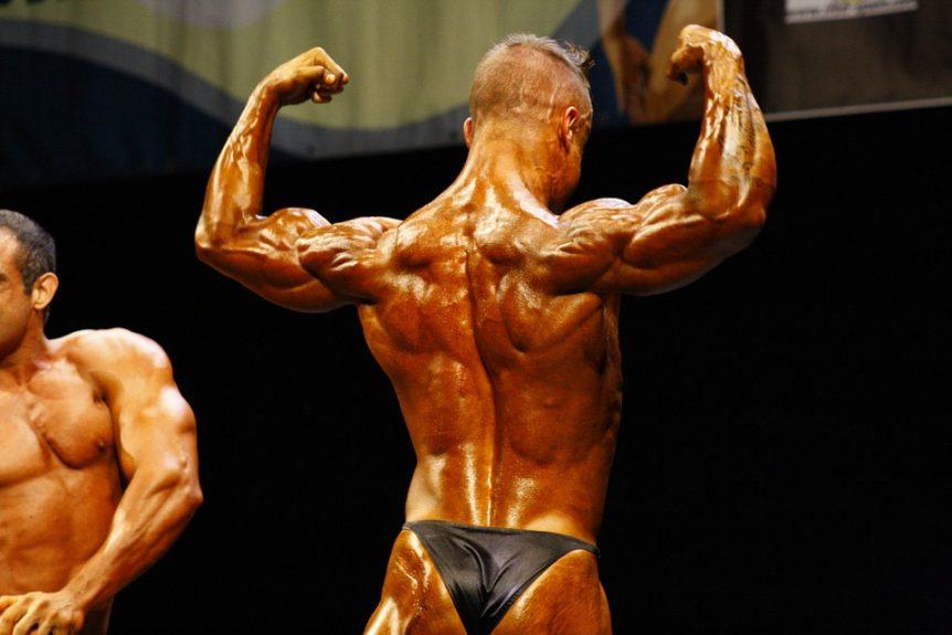 fruitarian bodybuilding